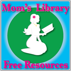 free printables, giveaway, mom's library
