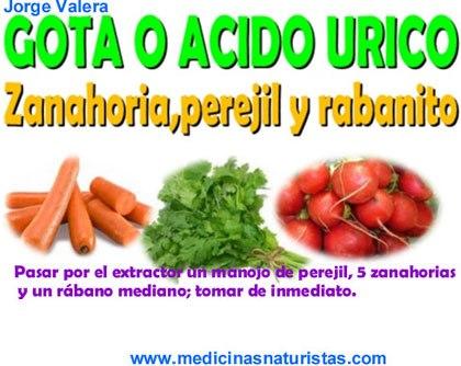acido urico insulina algun te para bajar acido urico remedios para sanar la gota
