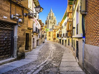 Toledo casco histórico