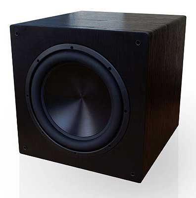 Hifi Unlimited Boom Boom Room Rythmik Audio F12