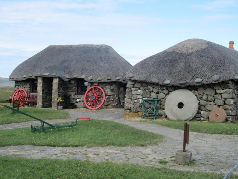 Uno de mainar por el mundo escocia - Casas rurales escocia ...