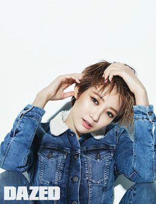 Go Joon Hee Dazed & Confused November 2015