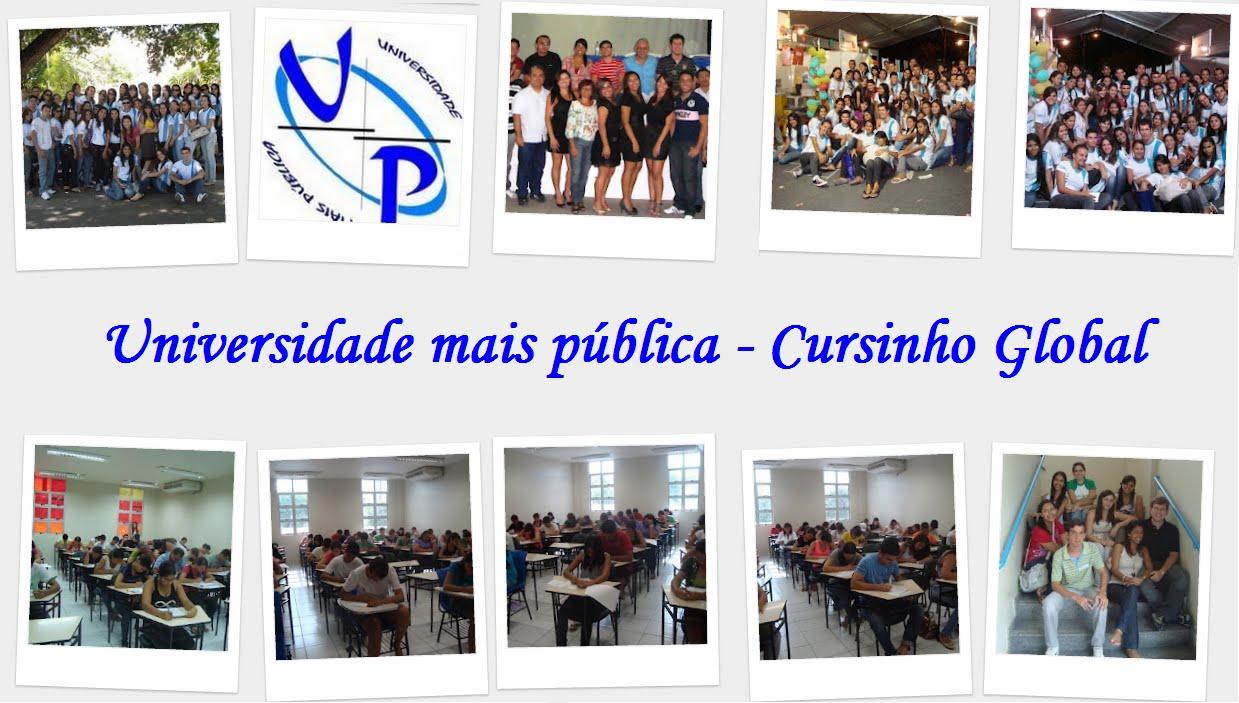 Universidade mais pública