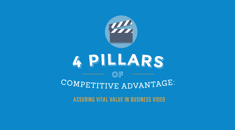 Do you have a video competitive advantage? - infographic
