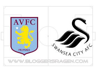 Prediksi Pertandingan Aston Villa FC vs Swansea City AFC