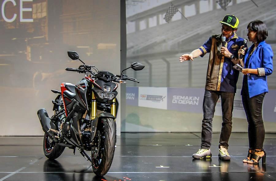 Resmi diperkenalkan di Indonesia . . ini dia makna dari nama Yamaha Xabre 150 . .