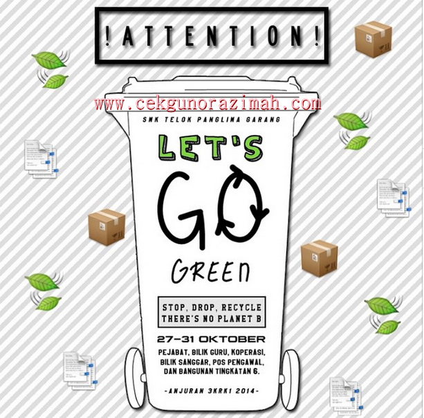 Projek Let's Go Green