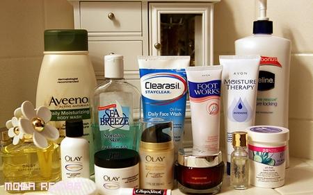 Cosmeticos toxicos con parabenos