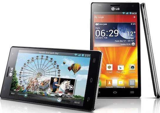 price of unlocked lg optimus 4x hd