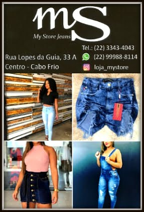 MS MY STORE JEANS CABO FRIO