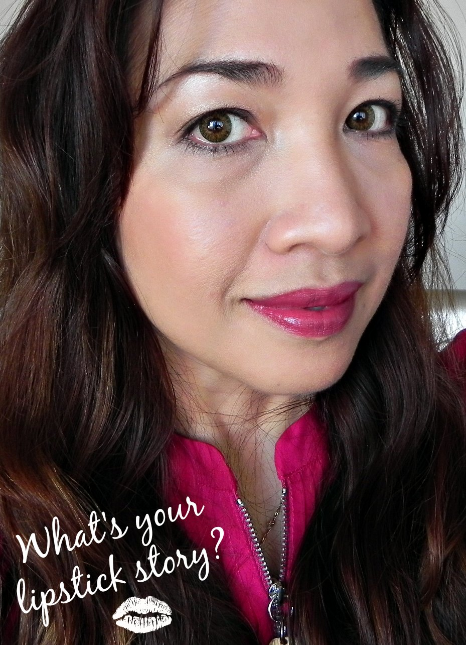 givenchy le rouge 312 violine precieux review swatch