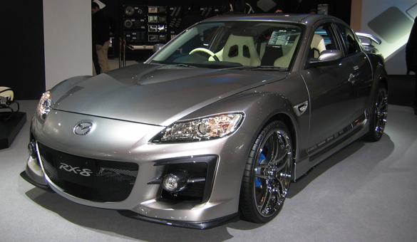 Upcoming Cars 2011 Mazda Rx 8 Car Gallery And Reviews