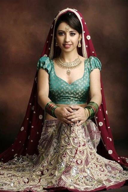 Bridal Lehanga 2012