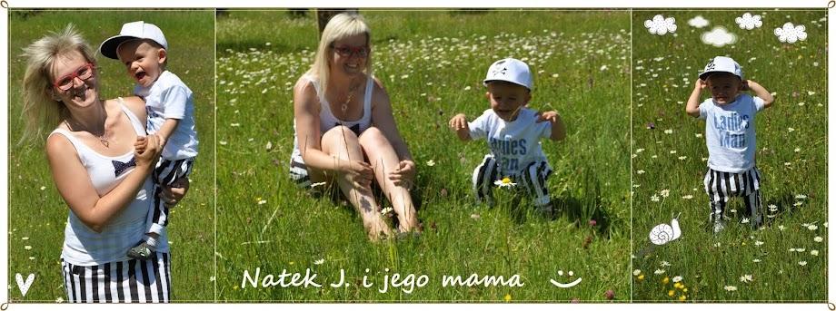 Logo Natek J. i jego mama