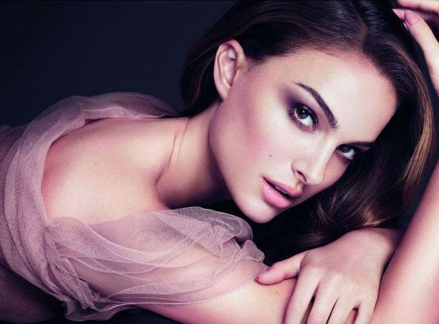 Little Bird Tell: Natalie Portman for Dior Forever Make Up ...