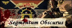 Reports from 715th Cadian Combined Regiment and Sentinels of Caliban Chapter