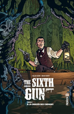 The Sixth Gun tome 2 Urban Comics