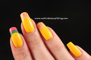 Born Pretty Store - Fruit water decals