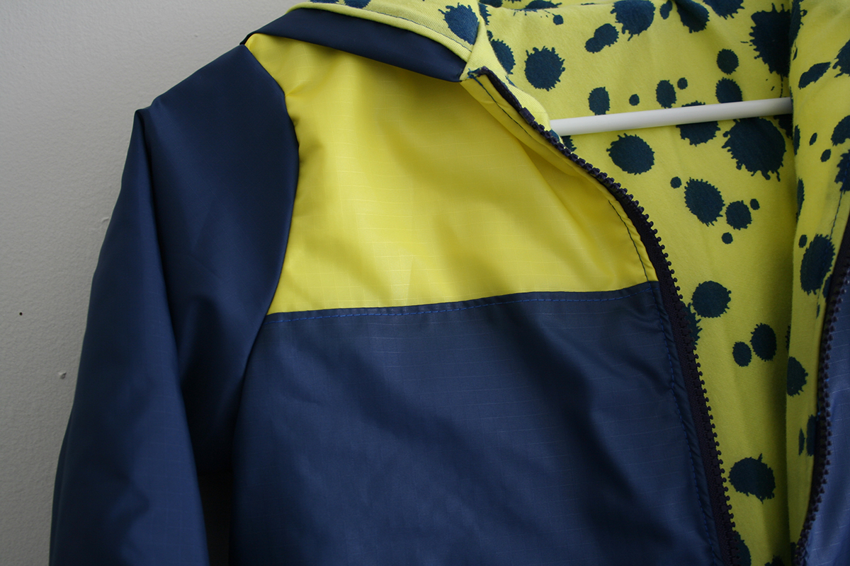Tangible Pursuits: Spring Jackets for KCW