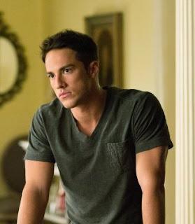 Michael Trevino (Tyler) is leaving Vampire Diaries