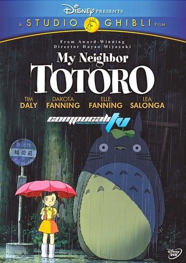 Mi Vecino Totoro (1998) HD 720p Latino