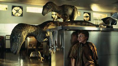 """On """"Jurassic Park 3D"""""""