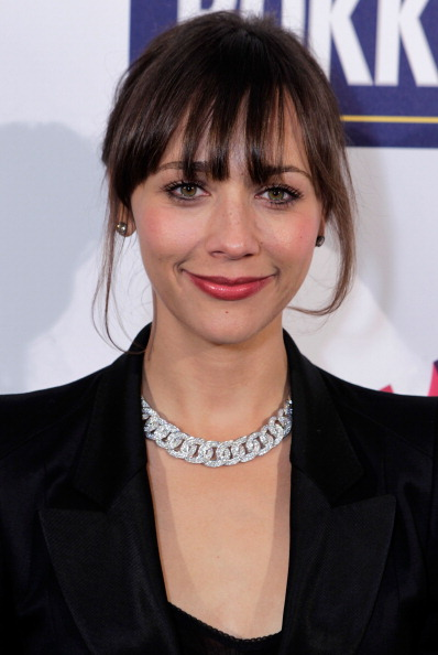 Get Rashida Jones s look from the 2011 GLAAD AwardsRashida Jones Hair Parks And Recreation