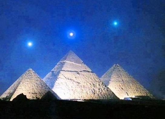 Alineación planetaria, astrología, Curiosidades, Egipto, pirámides de Guiza