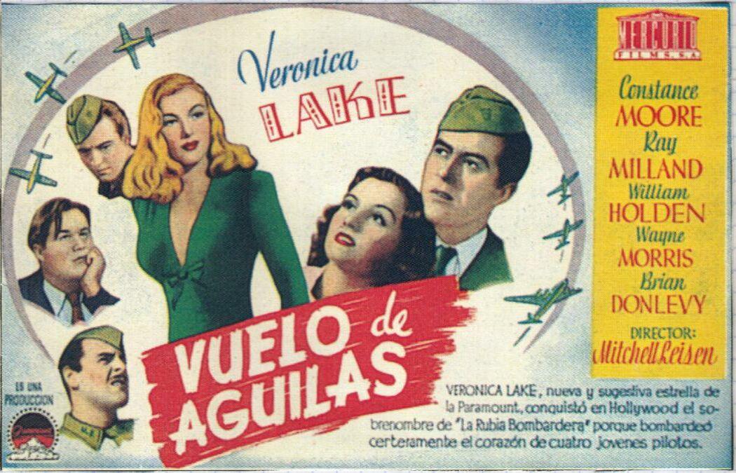 Vuelo de águilas (1941) Descargar y ver Online Gratis