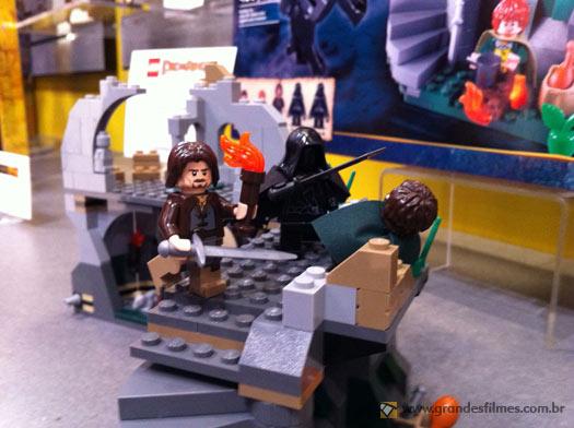 LEGO Senhor dos Anéis - Ataque no Topo-do-Vento
