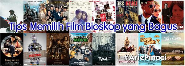 Tips Mencari dan Memilih Film yang Bagus