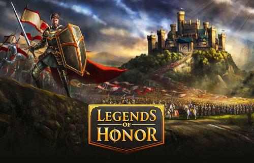 لعبة اساطير الشرف Legends of Honor للكمبيوتر والاب توب كاملة