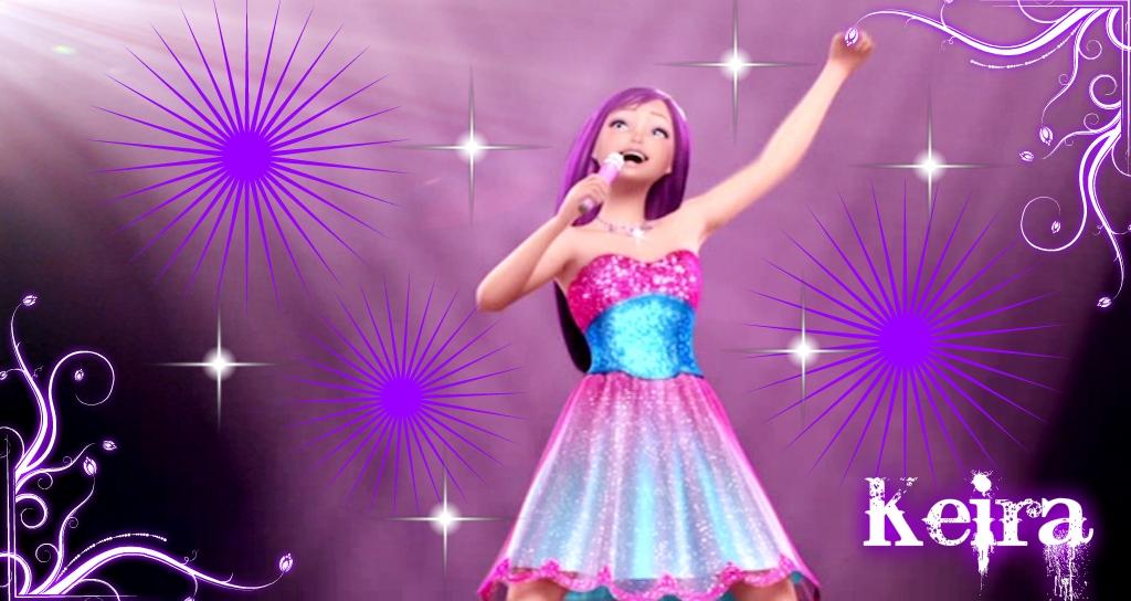 Netkids barbie pop star - Barbie chanteuse ...