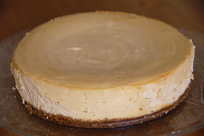 Cheesecake De Speculoos
