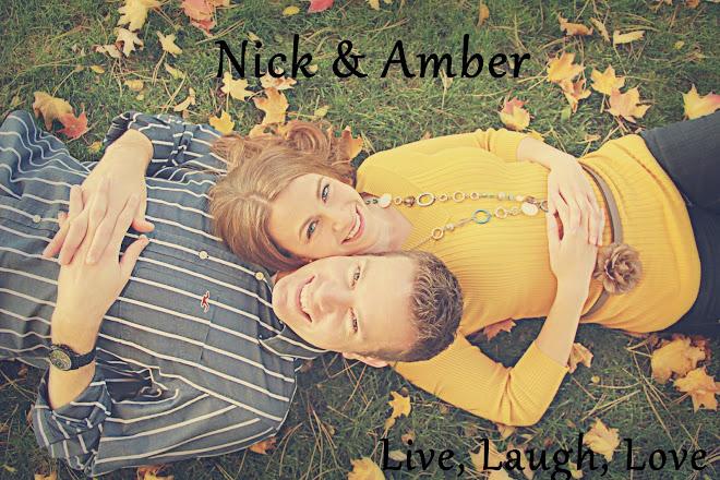 Nick and Amber