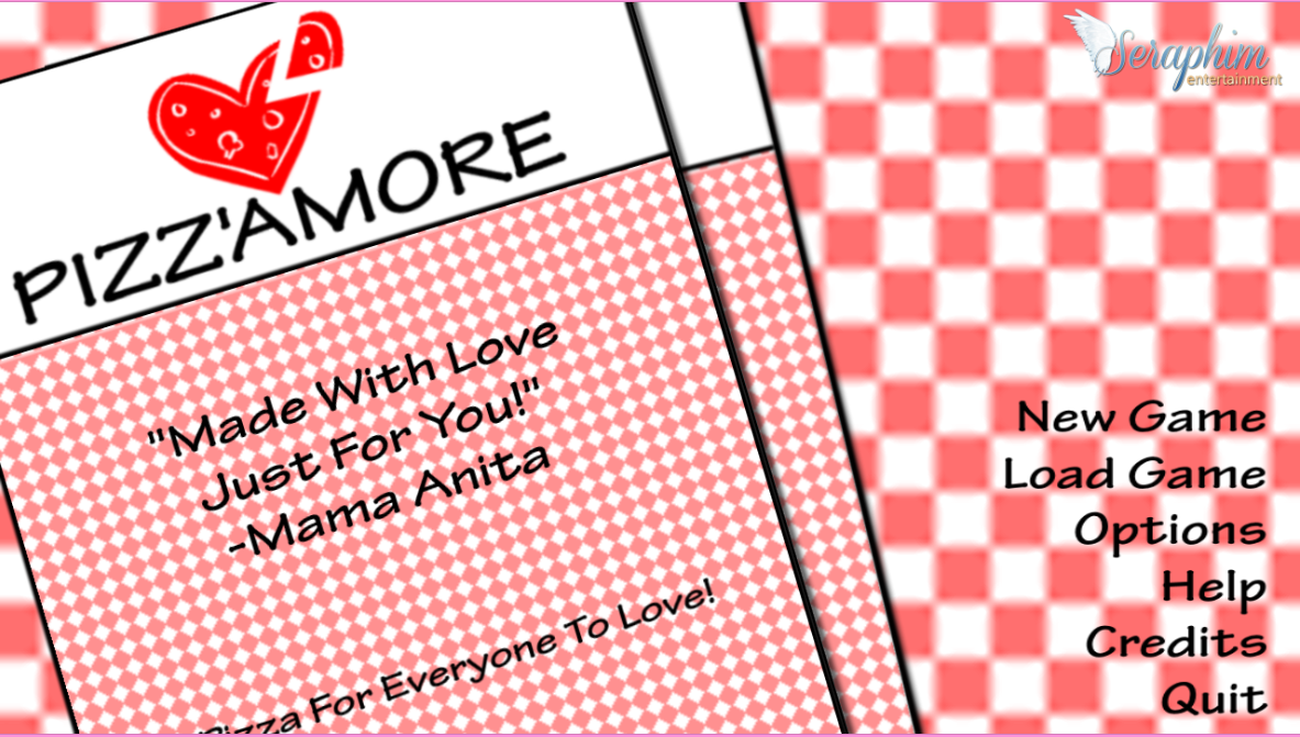pizz'amore visual novel review