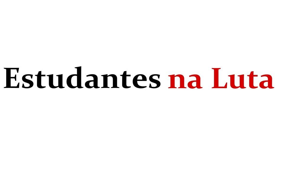 Jornal Estudantes na Luta!