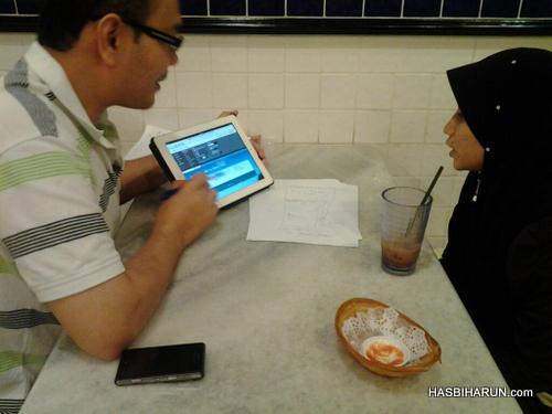 Hasbi Harun ambil cuti tanpa gaji buat bisnes premium beautiful dan biozone food purifier