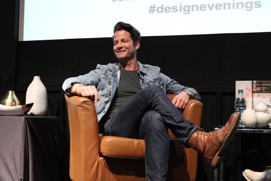 Nate Berkus, Apartment Therapy