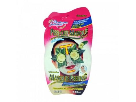 El peeling para la persona con los ácidos en la cosmetología