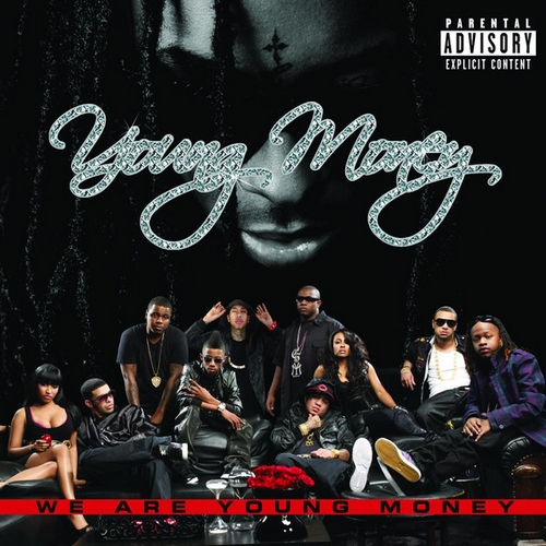 Young Money - We Are Young Money  Cover