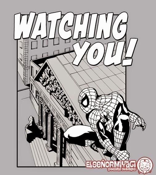 http://www.miyagi.es/camisetas-de-chico/Camiseta-Spiderman-STREET