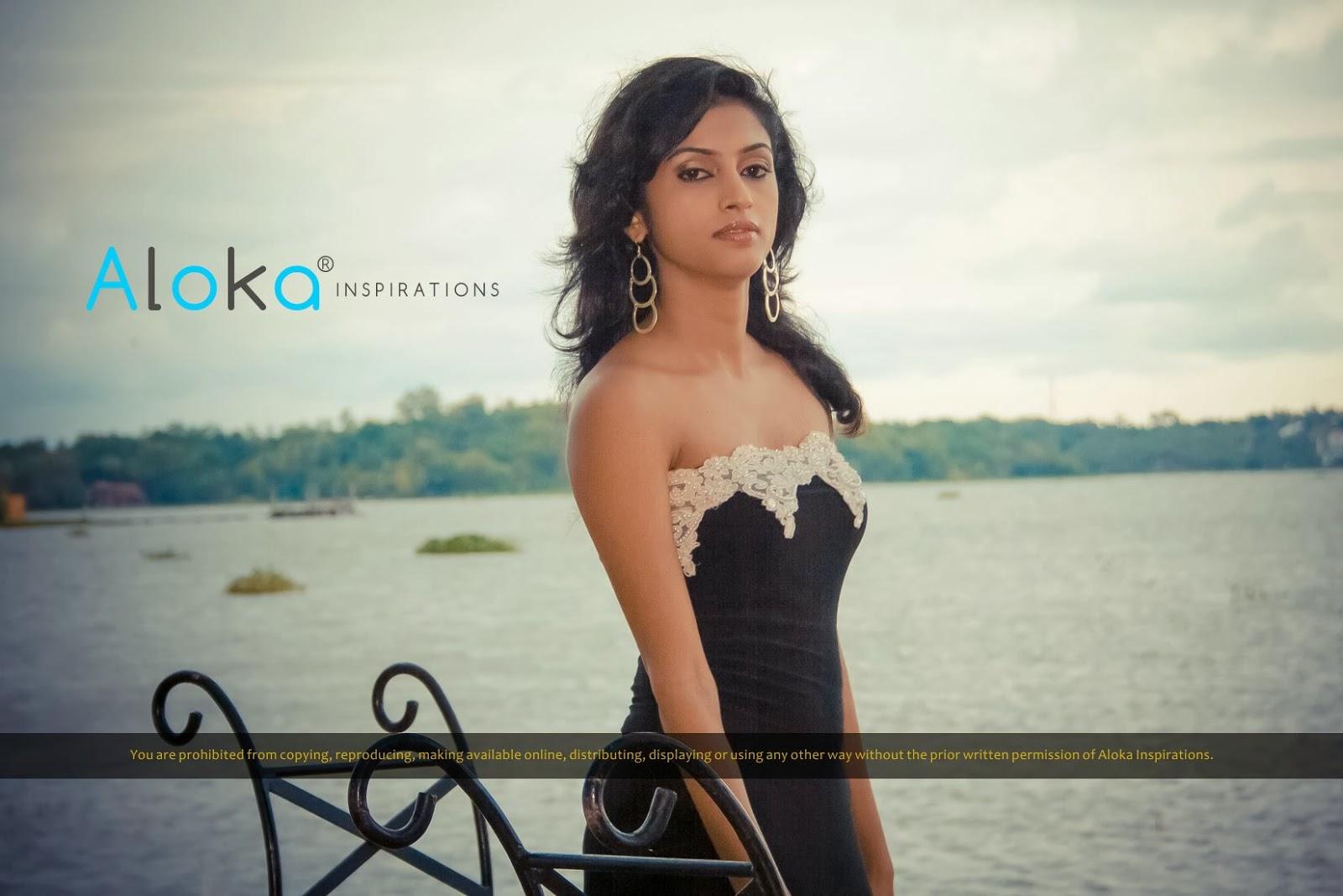 Dilini Madhushika sri lankan model