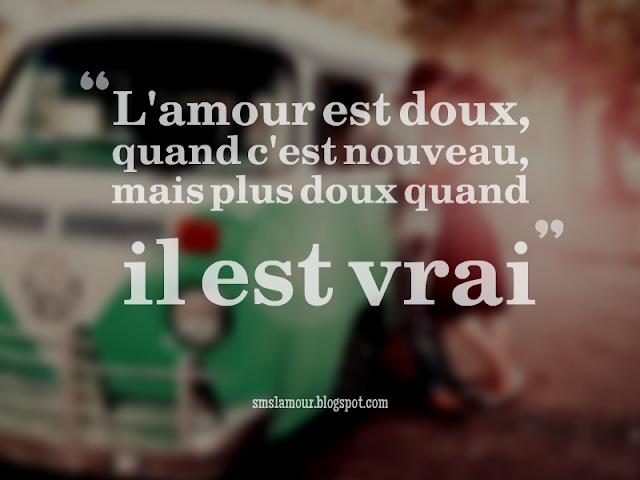 phrase d'amour