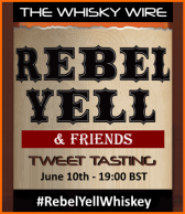 Rebel Yell & Friends Tweet Tasting