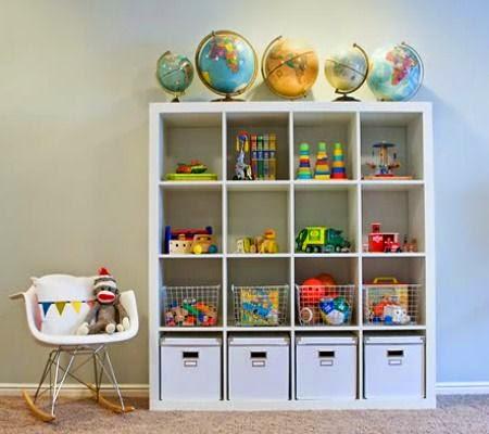 Dicas de como organizar quarto dos filhos (Quarto Infantil)