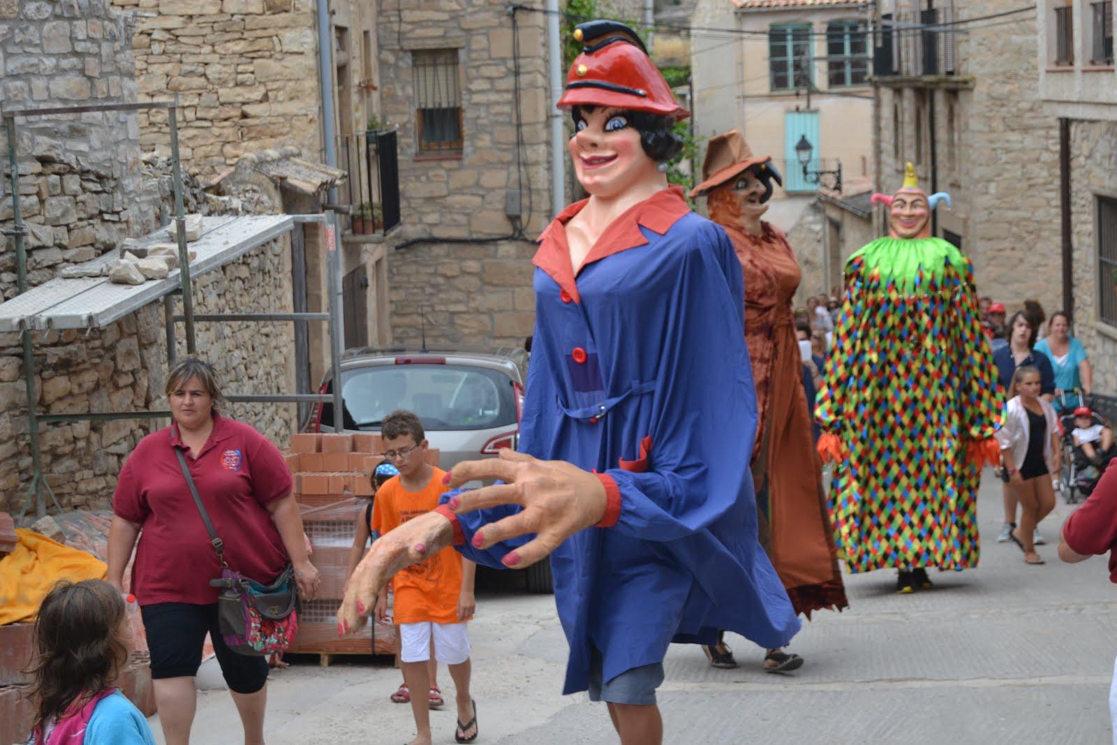 Festival Bla Bla a Vallfogona de Riucorb