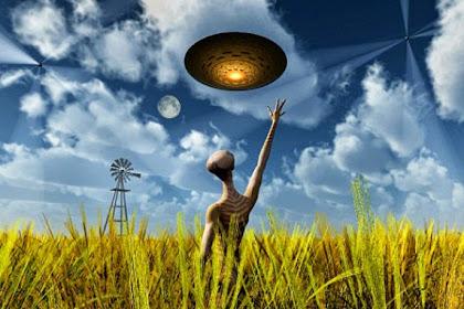 NASA: Alien Pernah Mengunjungi Bumi