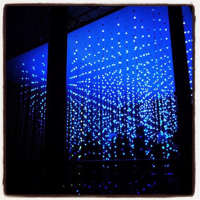 blinc festival - squidsoup blue
