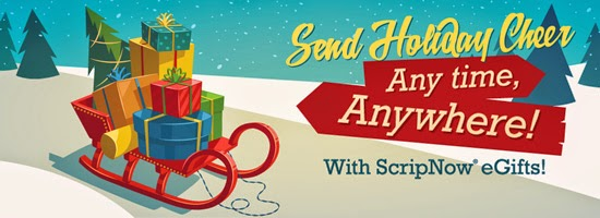 Shop with Scrip for the Holidays!